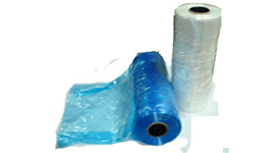 Dry Cleaning Poly Garment Bags 40 Blue- 350 Bagsroll
