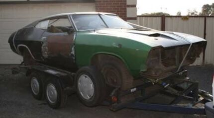 Wanted: XA XB FALCON FAIRMONT COUPE PROJECT