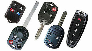 Car key cutting / programming