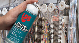 LPS Electro Spray Contact Cleaner