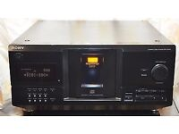SONY MEGA STORAGE 200CD CDP-CX235 CD PLAYER
