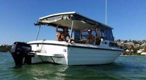 Boat for sale, power cruiser 6.7m Steber Persuader 22 Surry Hills Inner Sydney Preview