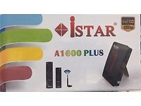 I star online IPTV Box A1600 more than 2300 channel free
