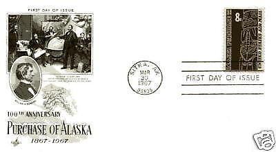 Essay on purchase of alaska