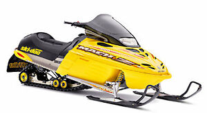 1999-2003 ski doo Mach z 800 need engine work Peterborough Peterborough Area image 1