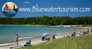 Ontario tourism promotion web site for sale