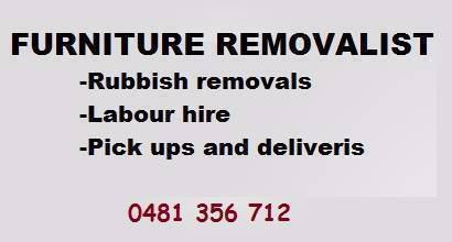 Friendly, quick and efficient removal services