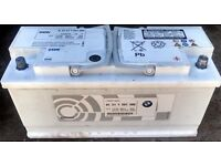 BMW/MERCEDES/AUDI HEAVY DUTY BATTERY. Fits most models including X5 X6 etc...