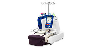 Brother Persona PRS-100 Embroidery Machine NEW