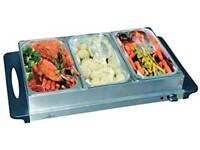 Electric Food Warmer And Buffet Server,