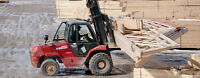 Forklift Operator - full time- days & afternoons