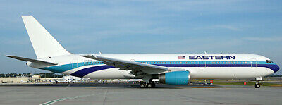 JC4236 1/400 EASTERN AIR LINES BOEING 767-300ER REG: N703KW WITH ANTENNA
