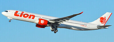 JC WINGS JC4217 1/400 LION AIR AIRBUS A330-900 NEO REG: PK-LEI WITH ANTENNA