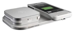Duracell Powermat 24-Hour Power System For Iphone 4/4S - White