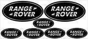 Land Rover Decal