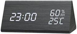 Lyker SWEET-619 Alarm Clock, LED Digital Clock with White Backlight Digit