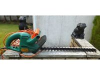 ELECTRIC HEDGE TRIMMER-- REDUCED