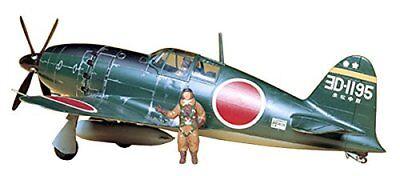 TAMIYA 1/48 Mitsubishi J2M3 Interceptor Raiden Jack Model Kit from Japan