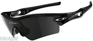 NEW AUTHENTIC OAKLEY RADAR PATH SUNGLASSES BLACK / GREY...NEVER DISPLAYED