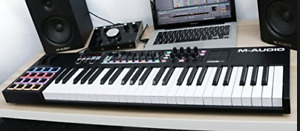 M-AUDIO Code 49 USB Keyboard - MIDI CONTROLLER