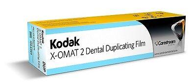 Kodak X-omat 2 - 1-14 X 1-58 Duplicating X-ray Film - Box Of 150
