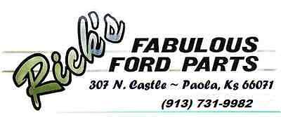 Ricks Fabulous Ford Parts