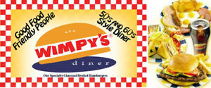 Wimpy's Diner at Belleville location now Hiring