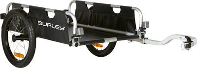 New Burley Flatbed Bike Utility Cargo Trailer
