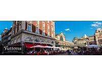 Bar Support - Tuttons - Covent Garden, London