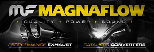 Magnaflow Exhausts - Muscle, Truck, SUV, Import and more!