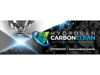Hydrogen Carbon Clean,Engine carbon clean service,removing carbon deposits.