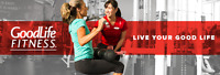 Do what you love! Personal trainer - south Goodlife