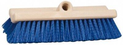 Pro-source Polypropylene Bristle Scrub Brush 10 Inch Overall Length Blue