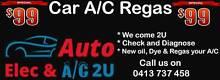 Mobile Air con Regas for $99. Covering all Gold coast areas Broadbeach Waters Gold Coast City Preview