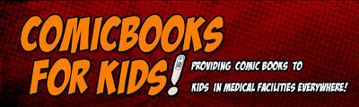 Comic Books For Kids
