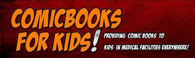 Comic Books For Kids