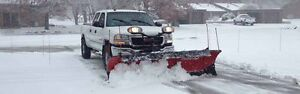 Residential Snow removal Services Rates as Low as 450.00