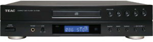 TEAC CD-P1260 CD Player with LCD and MP3 Playback - Black