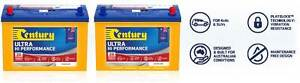 CENTURY N70ZZX MF 4WD BATTERY A MASSIVE 810 CCA BUILT TOUGH FOR A South Windsor Hawkesbury Area Preview