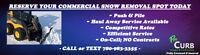 SNOW REMOVAL - INTERIOR RENOVATIONS -*NOW BOOKING*