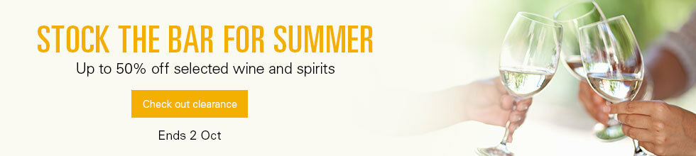 Click here to stock your bar for summer