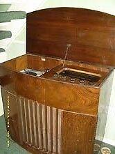 Decca 103 Radiogram £75 Pye Black Box £75