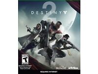 Destiny 2 for Playstation PS4 - Brand New & Unopened