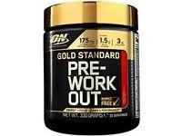 Cheap pre workout