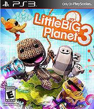 jeu Little big Planet 3 au PS3