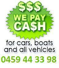 CASH 4 CARS R US - WE BUY YOUR UNWANTED VEHICLE FAST & EASY Jimboomba Logan Area Preview