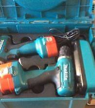 Makita drills 18v x2 (open to sensible offers)