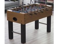 Table football (foosball) table