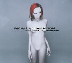 Marilyn Manson - Mechanical Animals (NEW CD)