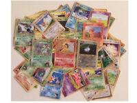 Job Lot/Bundle/Collection Pokemon Japanese Pocket Monster Trading Cards